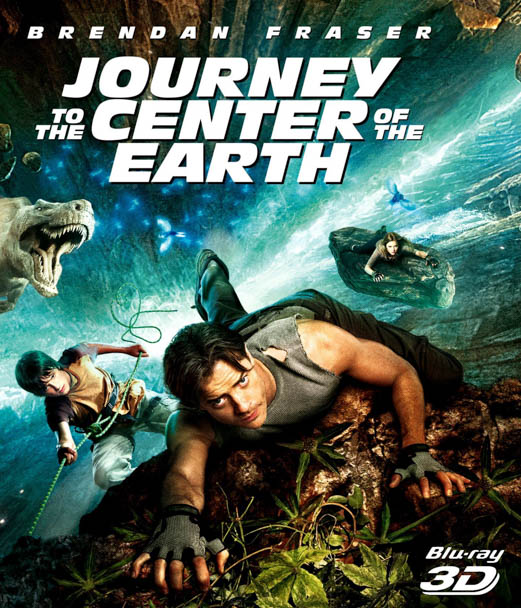 F119 - Journey To The Center Of The Earth - Lạc vào thời tiền sử 2D 50G (DTS-HD 5.1)